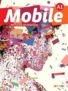 کتاب mobil آموزش زبان فرانسه بزرگسال