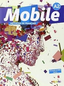 کتاب mobile2 آموزشگاه زبان فرانسه بزرگسالان