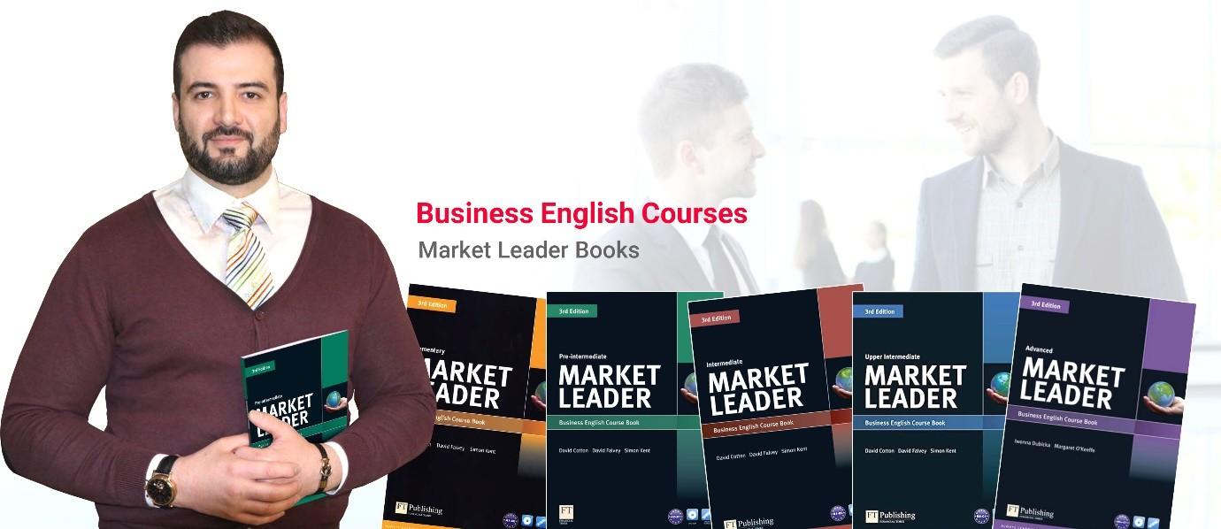 بنر دوره های انگلیسی تجاری و بازرگانی آموزشگاه زبان اسپیکان