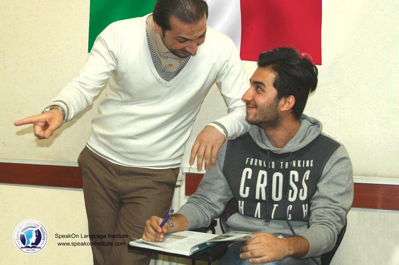 تصویری از مدرسه ایتالیایی تهران | آموزش زبان ایتالیایی اسپیکان