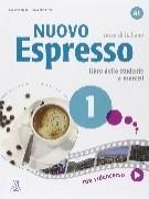 کتاب 1 nuovo espresso آموزش زبان ایتالیایی آموزشگاه زبان اسپیکان