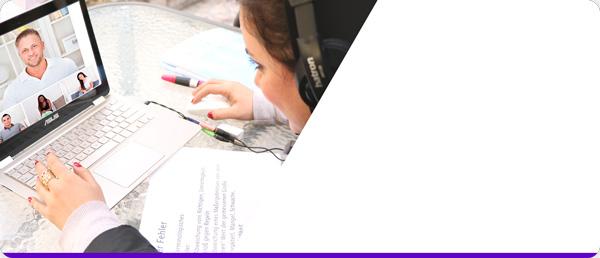 کلاس زبان آنلاین
