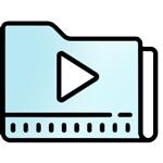 آیکون ارائه منابع آموزش آنلاین زبان اسپیکان