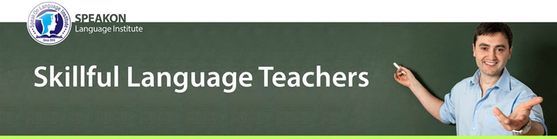 مدرس حرفه ای زبان - Skillful Language Teachers