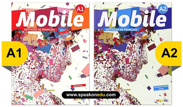 تصویر کتاب های A1 و A2 mobile