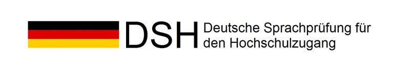 لوگو مدرک زبان آلمانی DSH