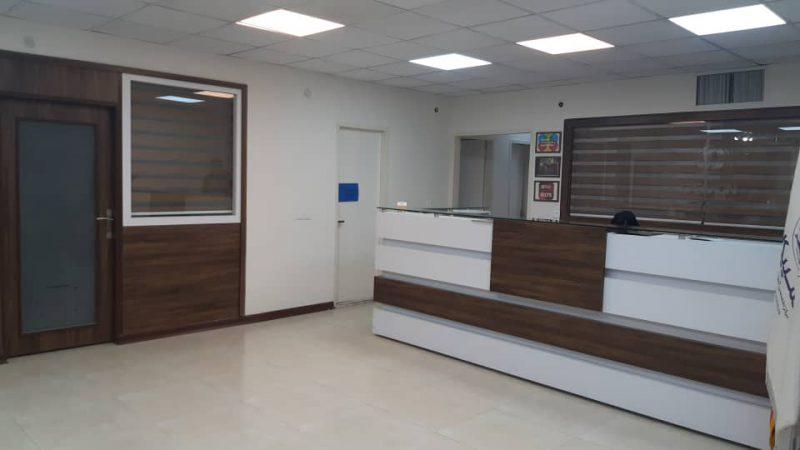 فضای داخلی آموزشگاه زبان اسپیکان شعبه یوسف آباد