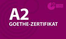 آزمون زبان آلمانی A2